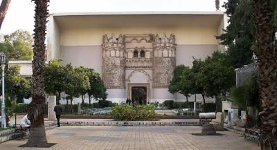 Национальный музей Дамаска готовится к открытию
