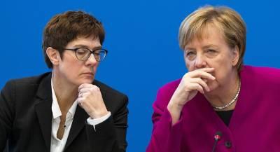 Зачем Меркель обезглавила партию