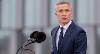 НАТО беспокоит ситуация в Азовском море