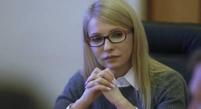 Юлию Тимошенко заподозрили в связях с украинским олигархом