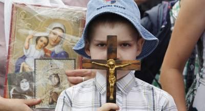 Украину толкают в пучину религиозной войны
