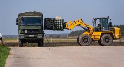 Пентагон свозит в Европу снаряды для войны с Россией