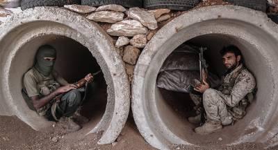 Пентагон отверг обвинения в применении фосфора в Сирии