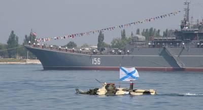 НАТО беспокоит военное усиление РФ в Чёрном море