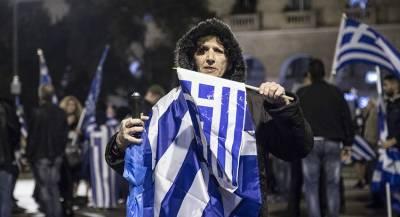 Путь Македонии в НАТО преградило безразличие