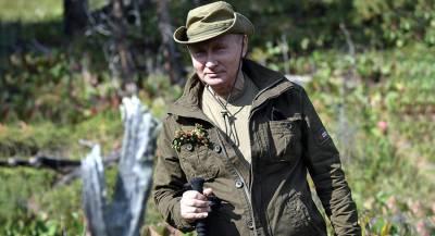 Путин угостил участников саммита по Сирии ягодами и орехами