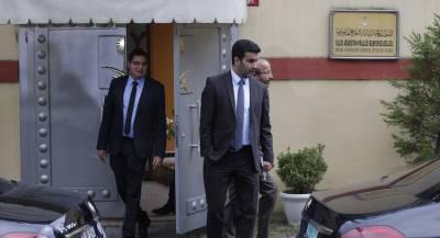 Генпрокуратура Турции нашла доказательства смерти Хашогги