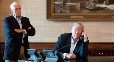 Пенс: Китай пытается добиться смены президента США