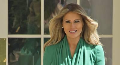 Меланья Трамп рассказала об отношении к заявлениям супруга