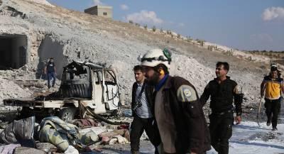 В Сирии начали съёмки для новой провокации с химоружием