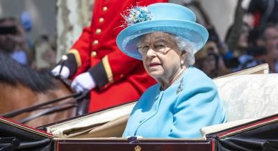 Королеву Елизавету II выселят из Букингемского дворца