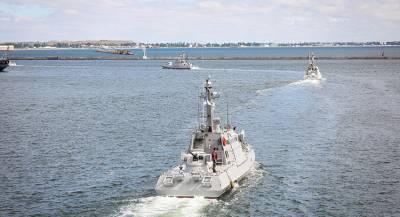 Украина проведёт масштабные учения в Азовском море