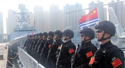 КНР готовится к войне с США в Южно-Китайском море