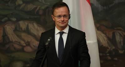 Глава МИД Венгрии обвинил ЕС в тайном бизнесе с РФ