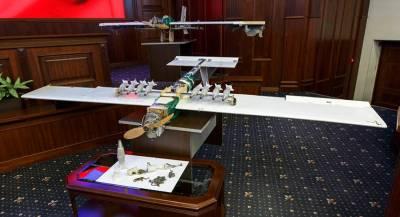 Минобороны атаковало дроны США из Китая