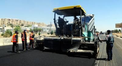 В сирийской Латакии построили объездную дорогу