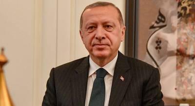 Эрдоган уснул на встрече с президентом Молдавии