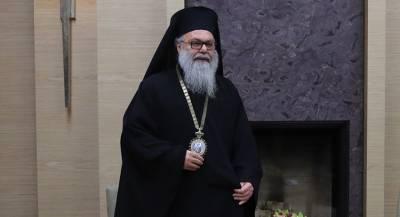 Константинополь призвали восстановить отношения с РПЦ