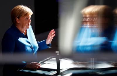 Меркель — за импорт газа из США