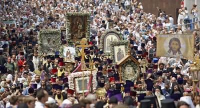 На Украине церковные службы будут вестись на родном языке
