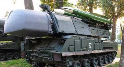 В Донецке замечены украинские ЗРК