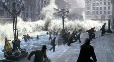 Когда затопит Нью-Йорк и Санкт-Петербург