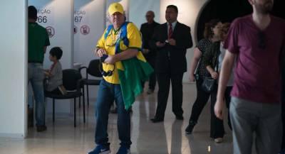 Выборы президента Бразилии ушли на второй круг