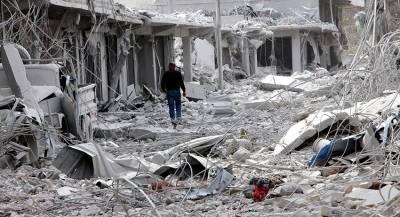 В Сирии найдены массовые захоронения