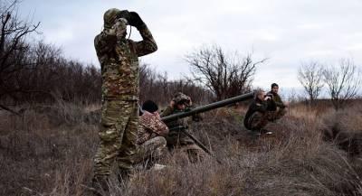 Украинские силовики семь раз за сутки обстреляли ЛНР