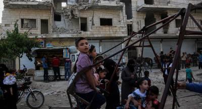 В Минобороны заявили об освобождении Сирии от боевиков