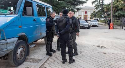 Албанские полицейские застрелили гражданина Греции