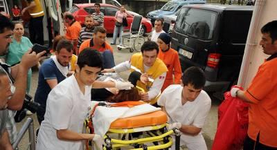 Нелегальные мигранты погибли в ДТП в Турции