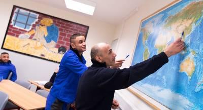 Американцы путают на карте Россию с Испанией