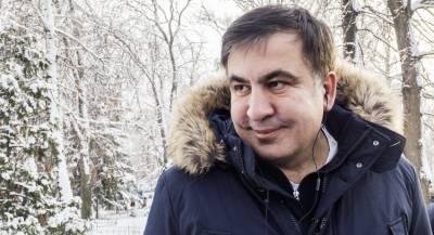 Михаила Саакашвили в Европе содержит мама