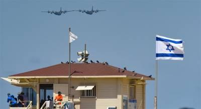 Израиль назвал число атакованных целей в Газе