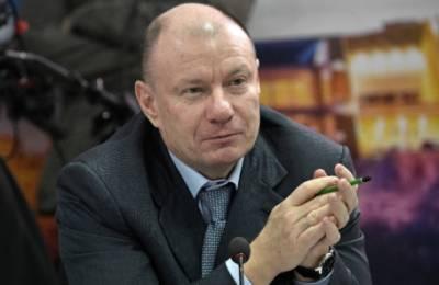 Потанин — об отношениях с Дерипаской и о санкциях: «Поправится, тогда поговорим»