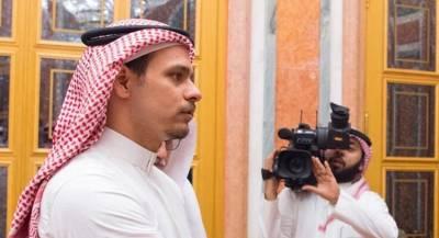 Сын Джамаля Хашогги покинул Саудовскую Аравию