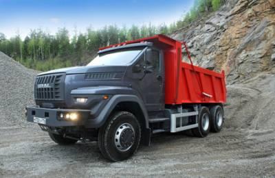 Автозавод «Урал» начал производство и продажи дорожных автомобилей семейства NEXT