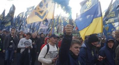Сторонники Медведчука связали атаку радикалов с его позицией