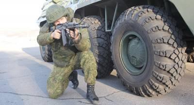 Стрелки из гор Карачаево-Черкесии отправились в Пакистан