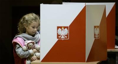 На местных выборах в Польше победила партия власти