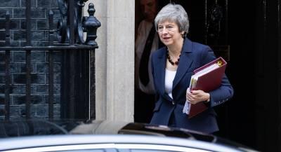 Кабмин Мэй утвердил проект соглашения с ЕС о Brexit