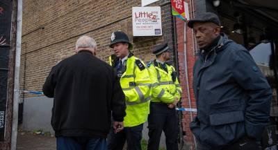 Полиция Лондона задержала протестующих экозащитников
