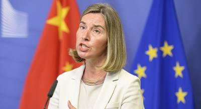 ЕС открестился от планов конкурировать с НАТО