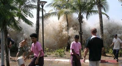 Угроза цунами нависла над итальянскими островами