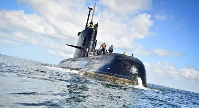 Аргентинская подлодка затонула из-за взрыва