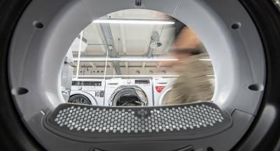 Голландца обвинили в махинациях за деньги в стиральной машине