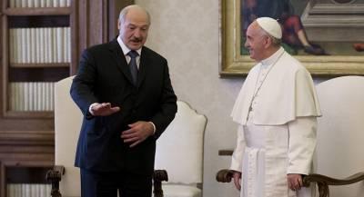 Лукашенко зовёт агитировать за себя папу
