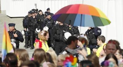 Полицейским Новой Зеландии отказали в праве на гей-парад