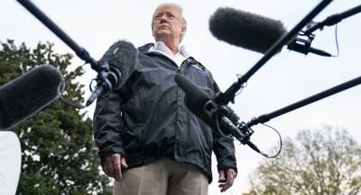 Трамп оценил свою работу на «пять с плюсом»